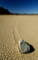 The Racetrack in Death Valley