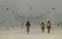 The Burning Man 2009 and the Portal of Evolution by Brian Tedrick