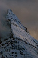 Mount Assiniboine Northwest Face